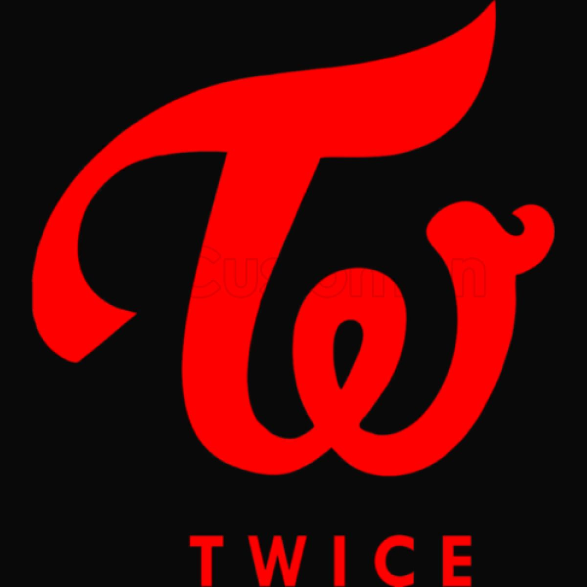 Twice Logo Kids Tank Top Customon Shop twice logo stickers created by independent artists from around the globe. twice logo kids tank top customon
