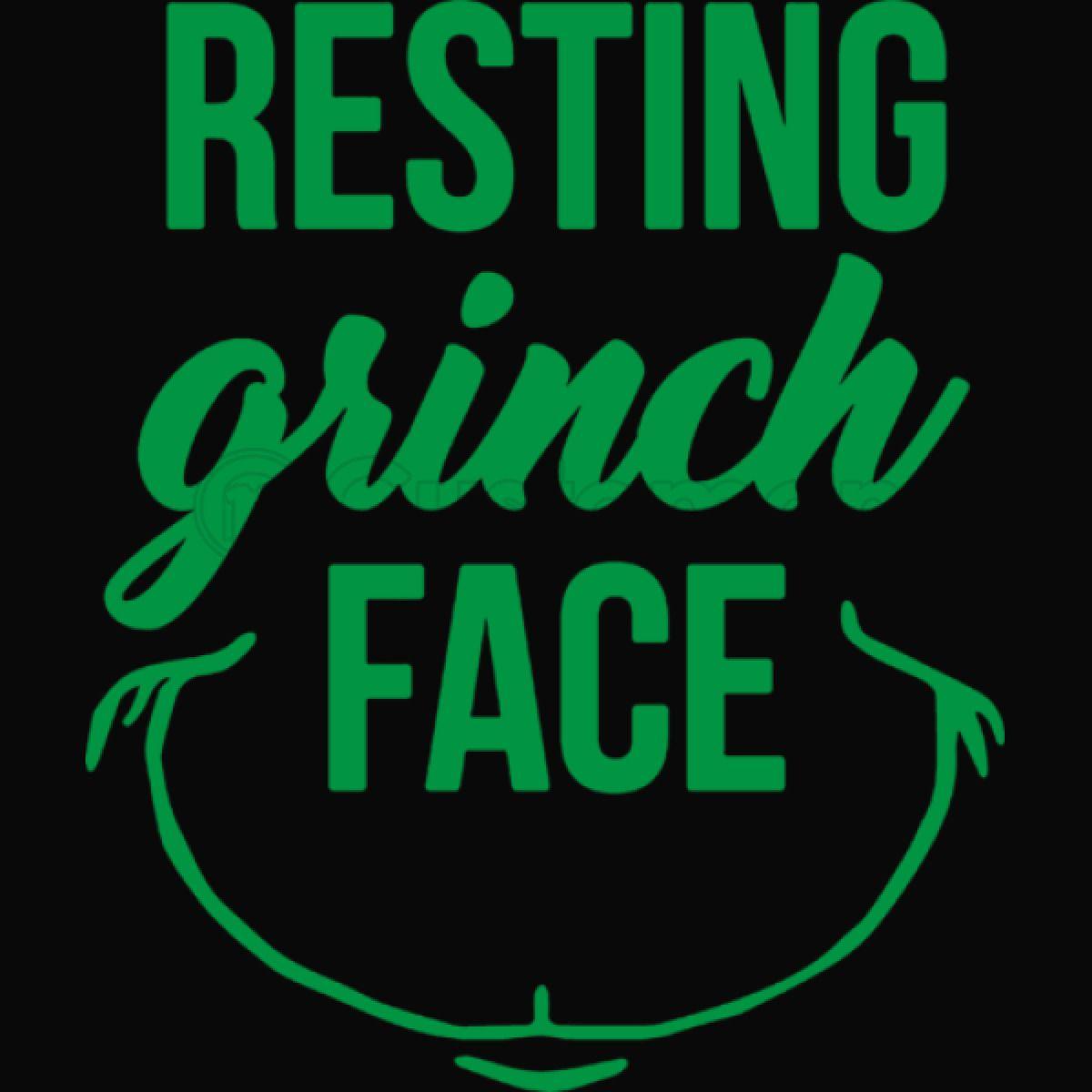 resting grinch face Unisex Zip-Up Hoodie - Customon