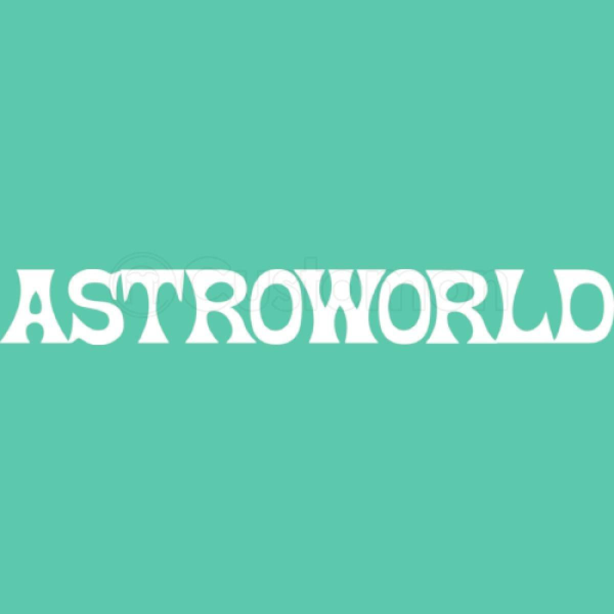 AstroWorld Logo Kids Hoodie - Customon