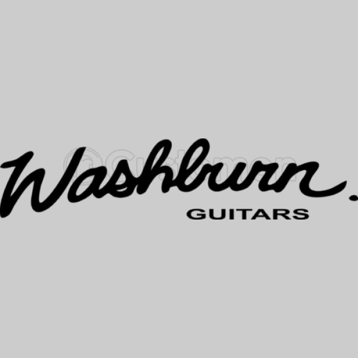 Washburn Guitars Logo Kids Tank Top - Customon