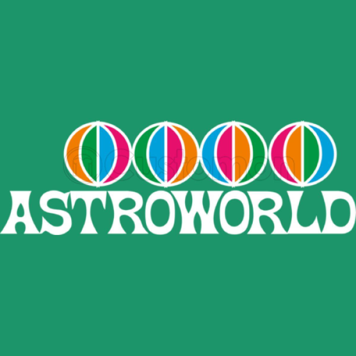 AstroWorld Logo Toddler T-shirt - Customon