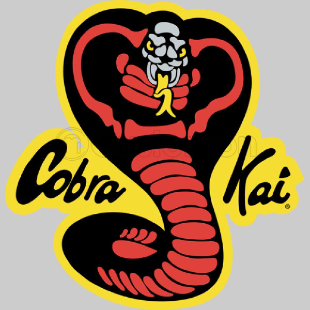 Cobra Kai Logo Men's Tank Top - Customon