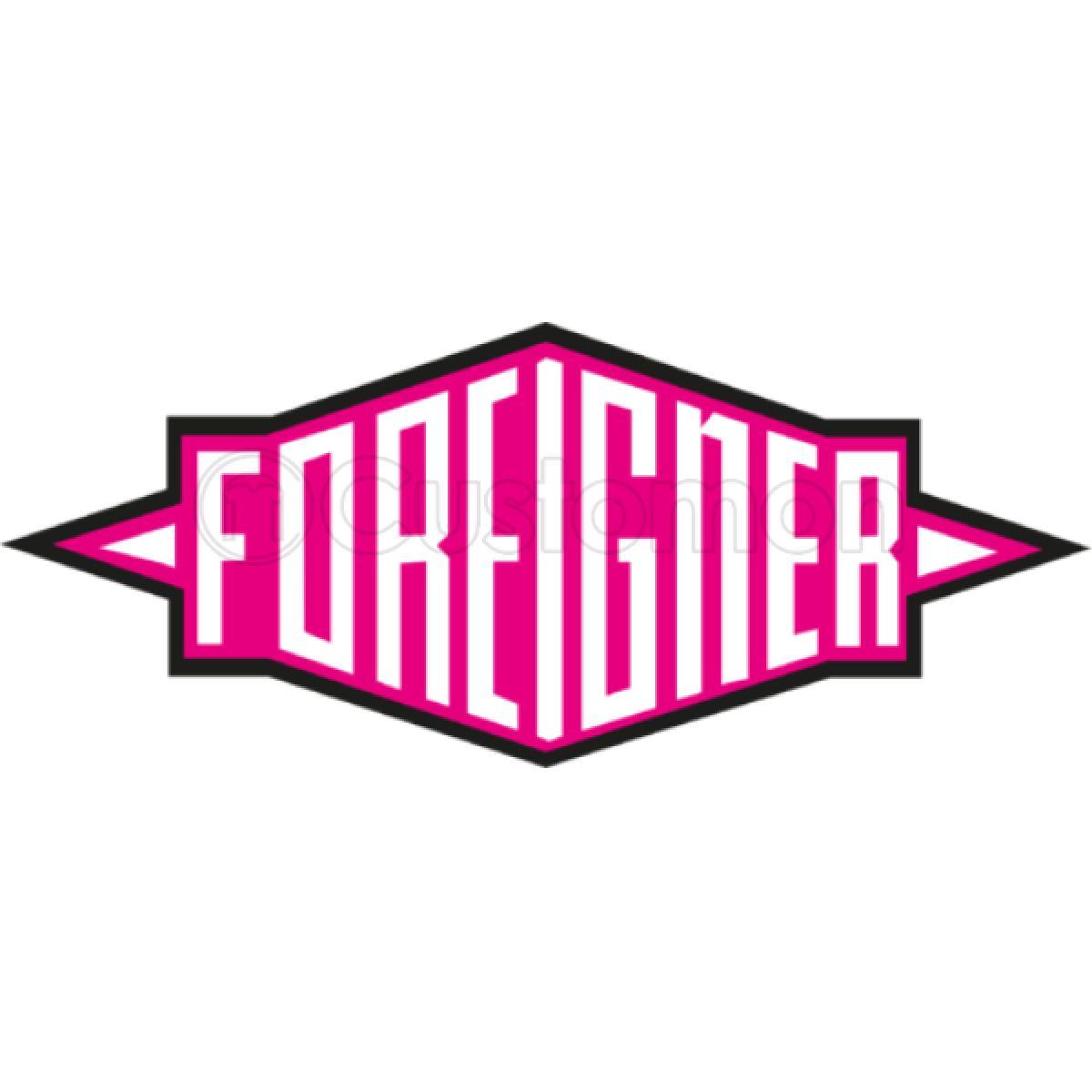Foreigner Band Quotes. QuotesGram |Foreigner Logo