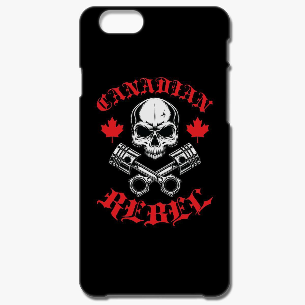 buy online a32a7 329e4 Canadian Rebel iPhone 6/6S Plus Case - Customon