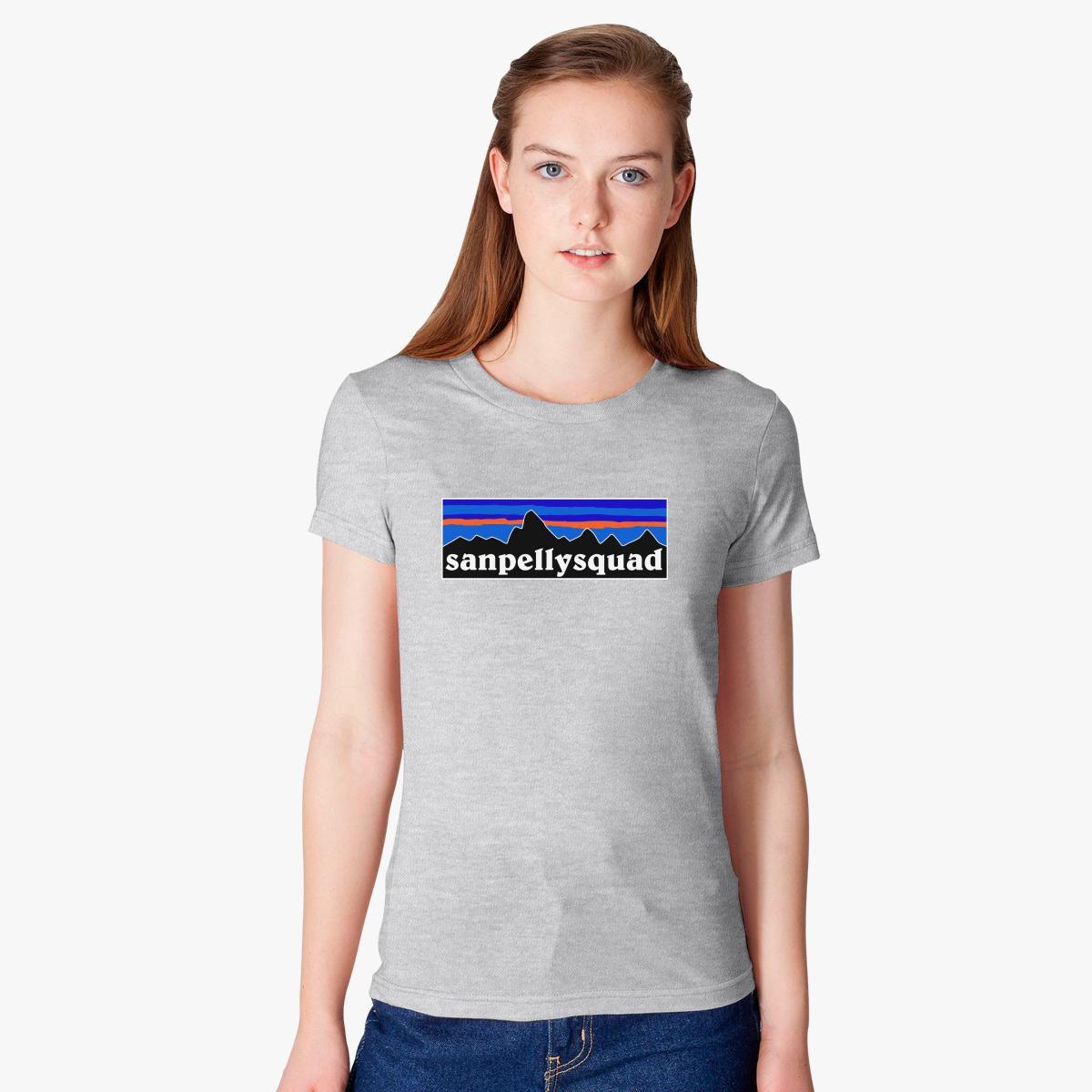 SANPELLYSQUAD FULL LOGO Women's T-shirt