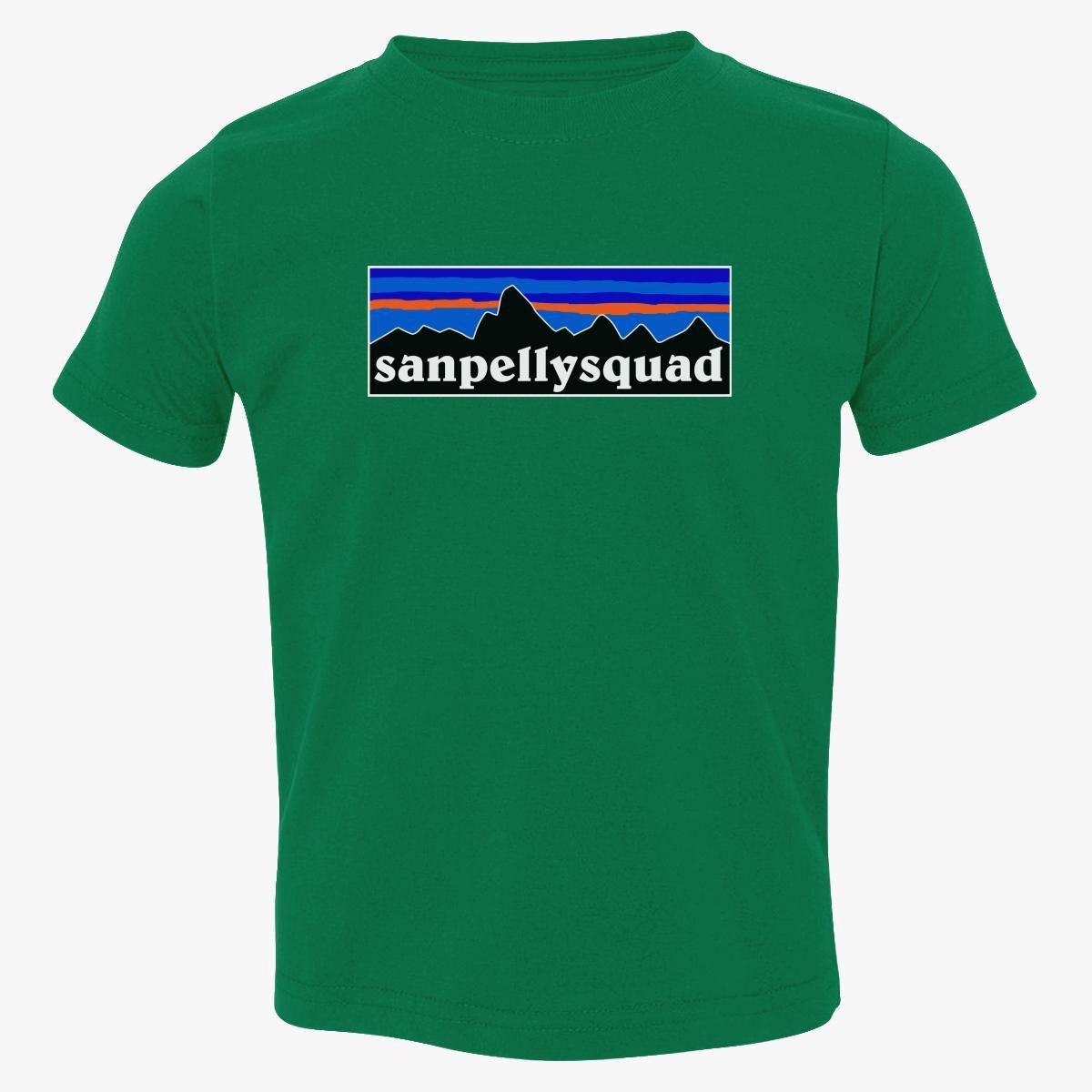 SANPELLYSQUAD FULL LOGO Toddler T-shirt