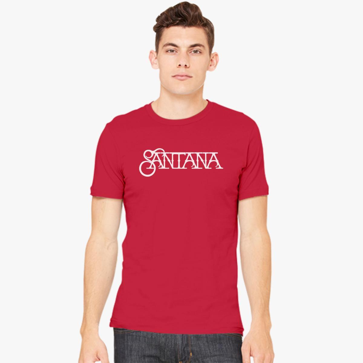 11fd1e97e Carlos Santana Men's T-shirt - Customon