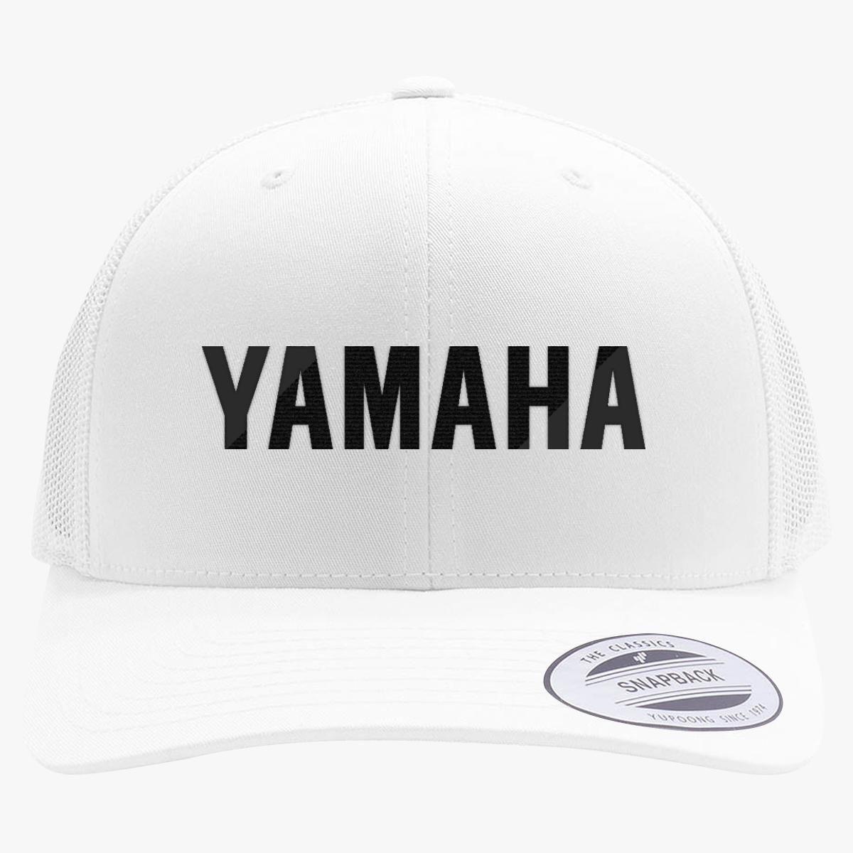 d8399076 Yamaha Logo Retro Trucker Hat (Embroidered) - Customon.com