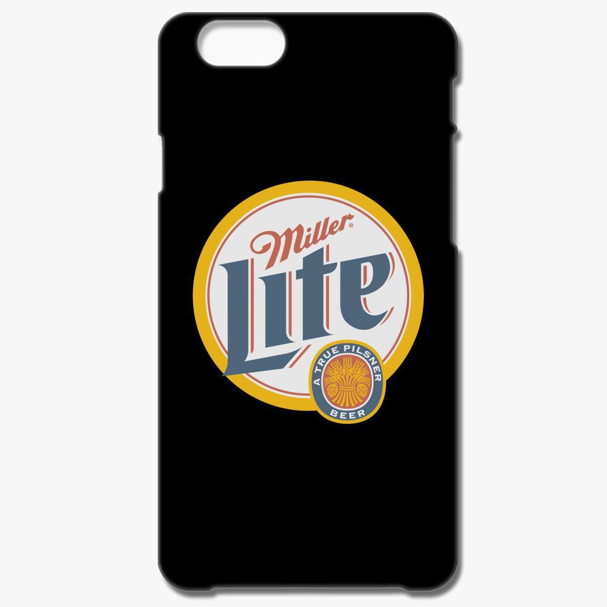 a4a6da6c66 Miller Lite iPhone 6/6S Plus Case - Customon