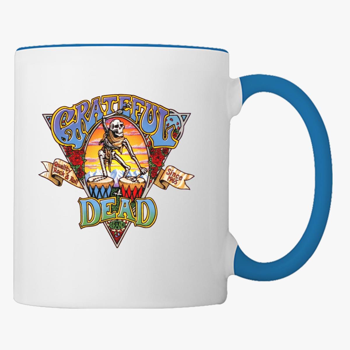 Grateful Dead Trucker Hat: Grateful Dead Coffee Mug