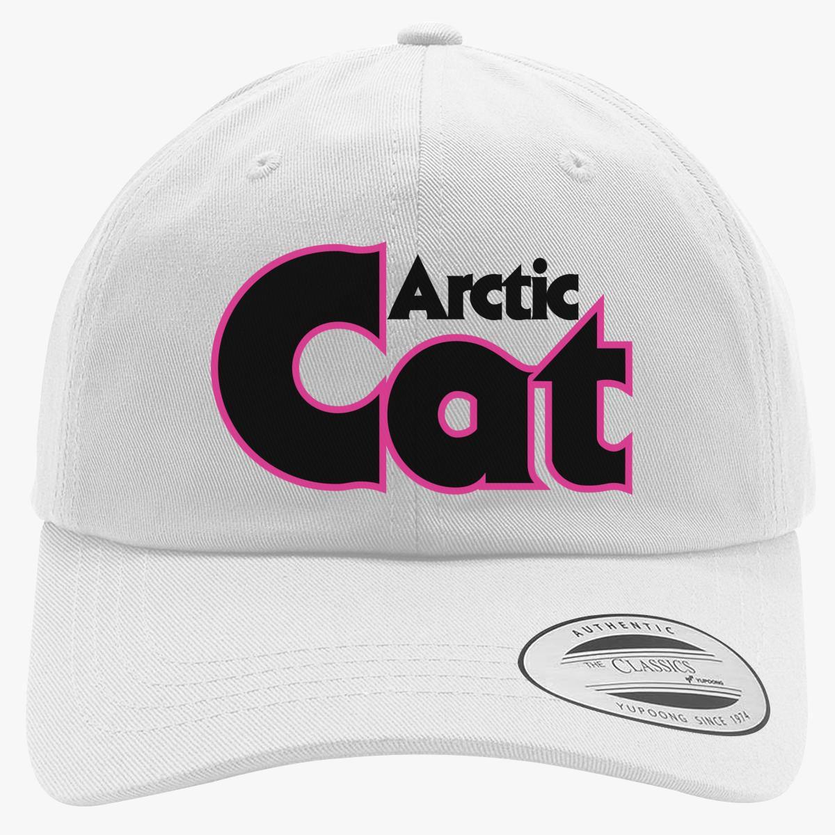 Arctic Cat Cotton Twill Hat Customon