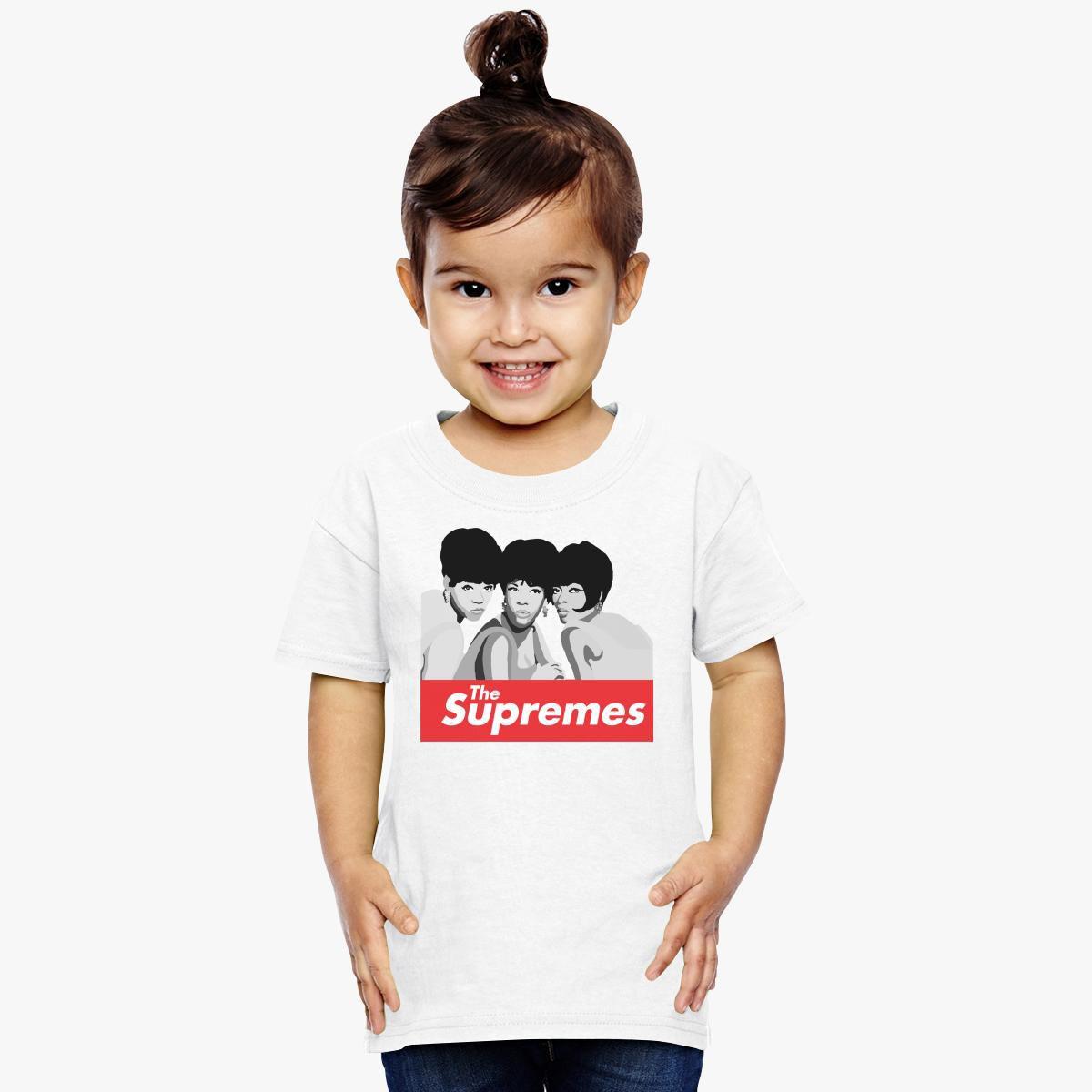 8d940ebc The Supremes Toddler T-shirt - Customon
