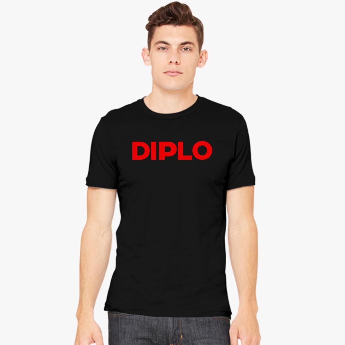 Diplo Model >> Diplo Logo Men S T Shirt Customon