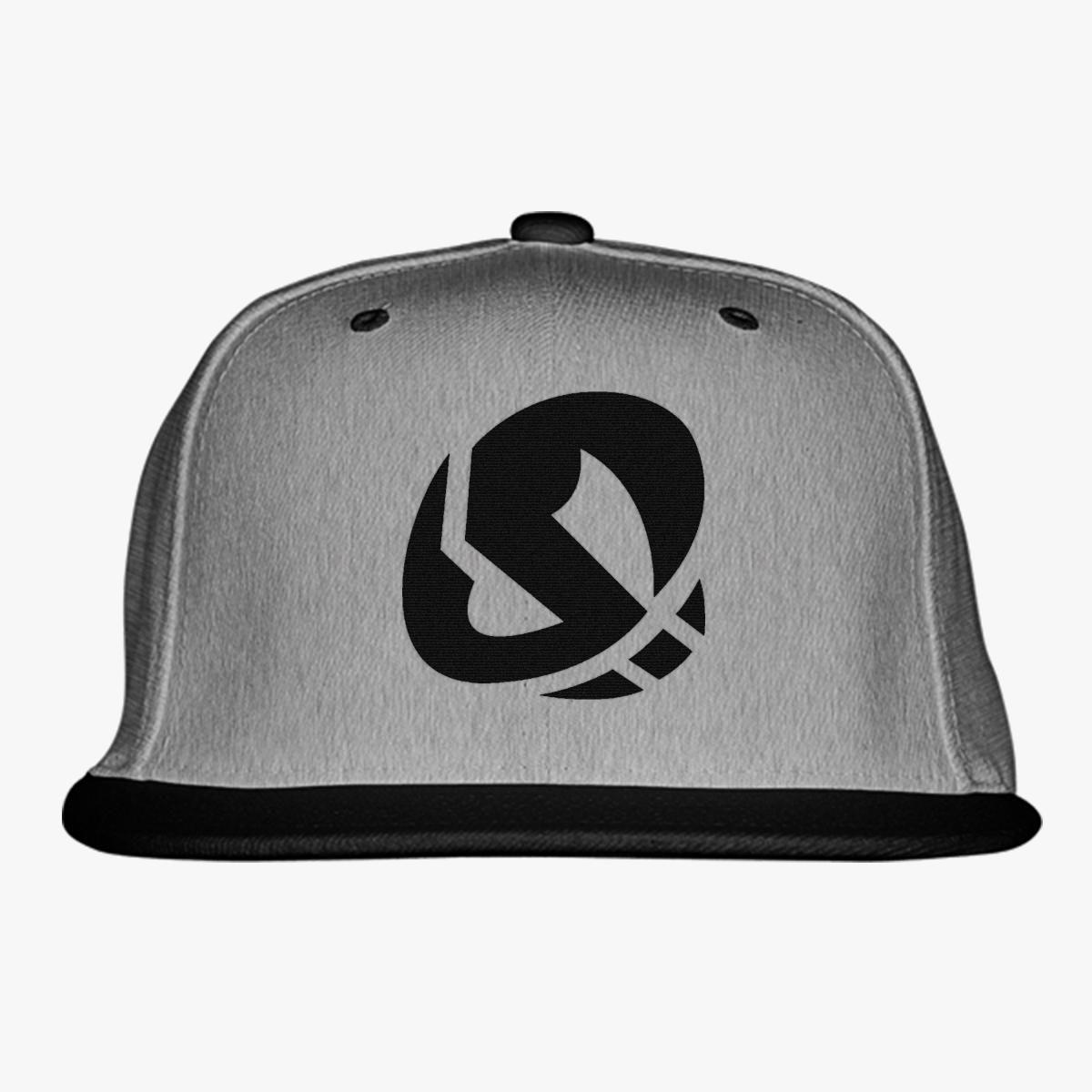 ac5b906961c953 Team skull Snapback Hat (Embroidered) - Customon