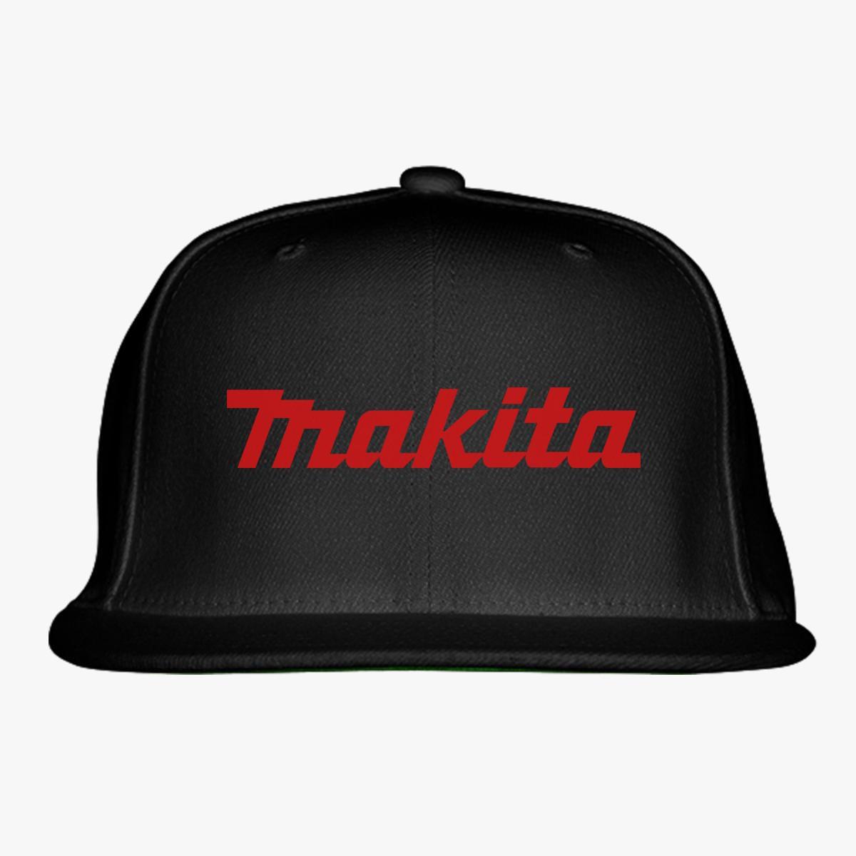 cd1651bac522d Makita Logo Snapback Hat - Customon