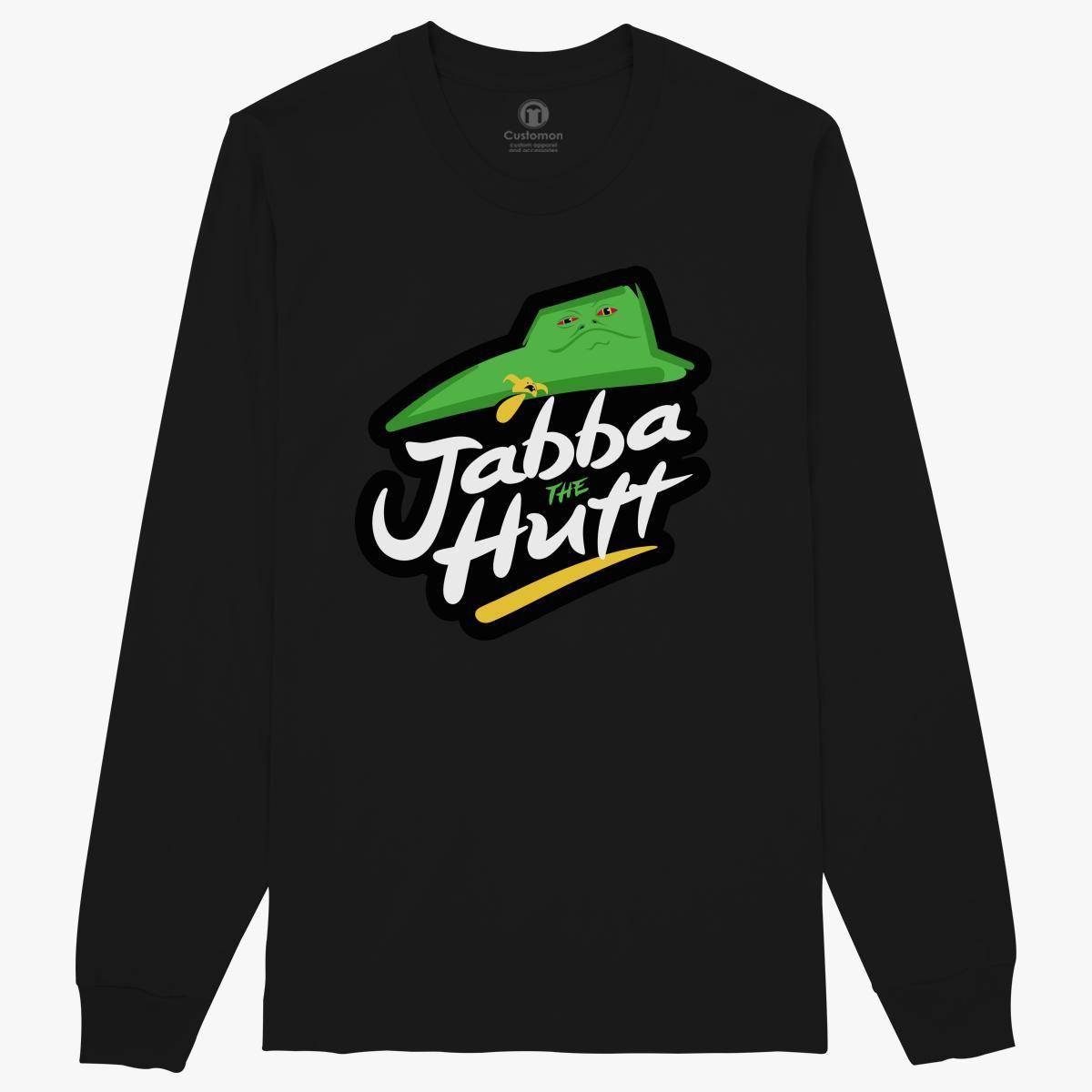 Jabba The Hutt Long Sleeve T-shirt