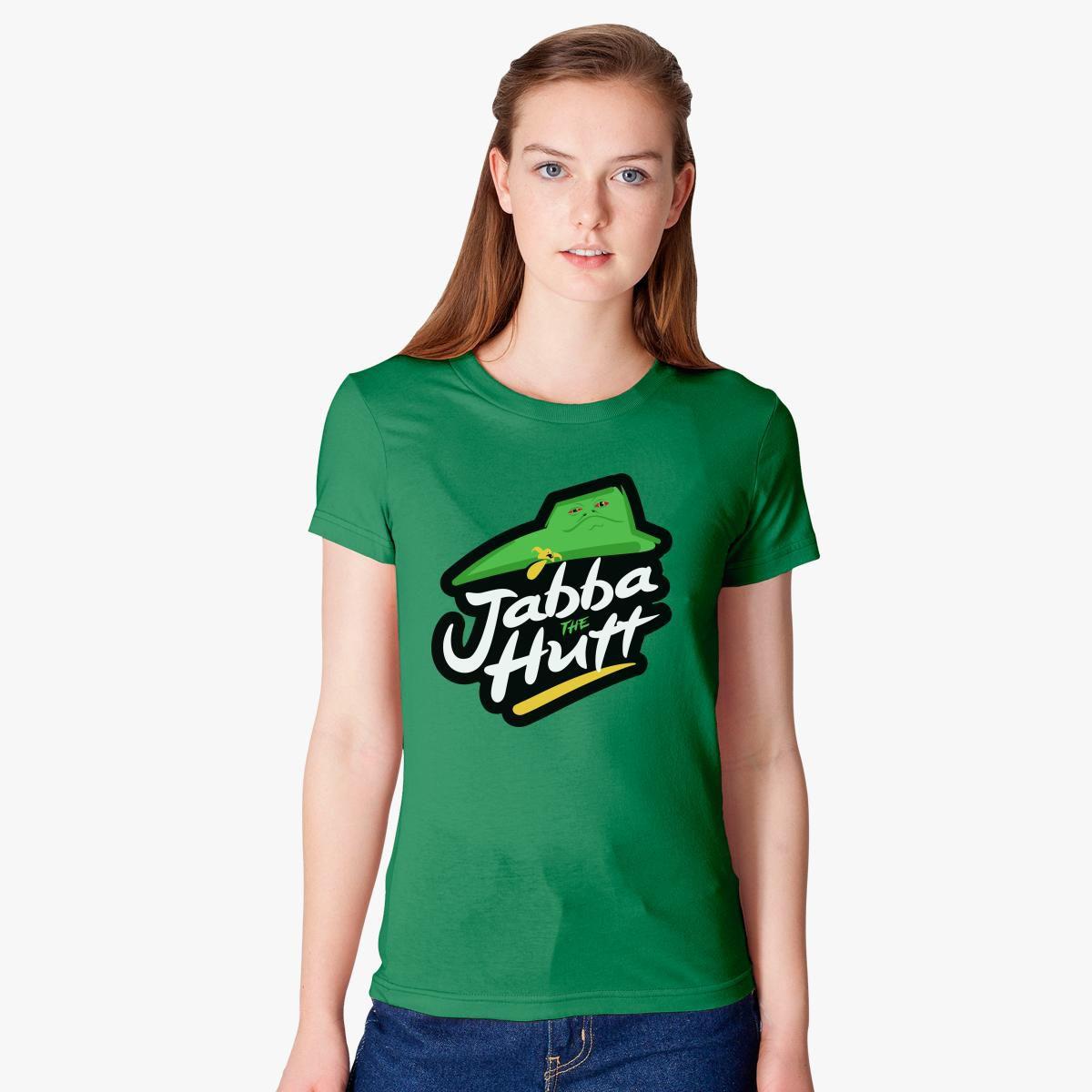Jabba The Hutt Women's T-shirt