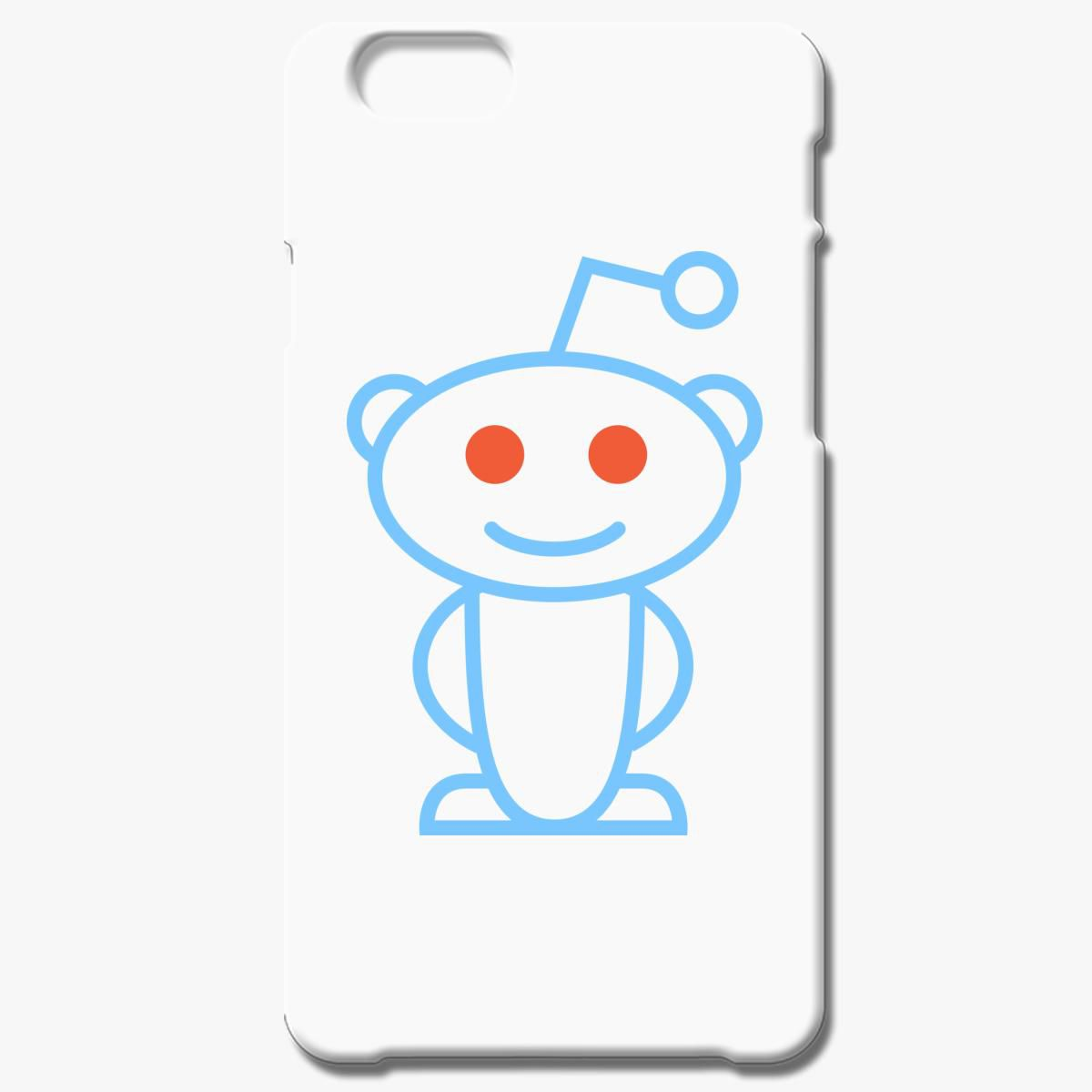huge discount f8311 dbc0a Reddit Logo iPhone 6/6S Case - Customon