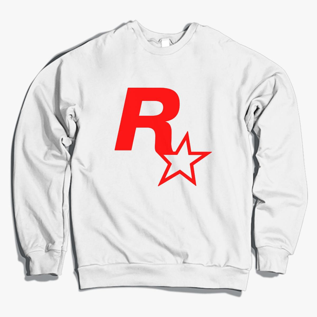 Rockstar Games Crewneck Sweatshirt - Customon