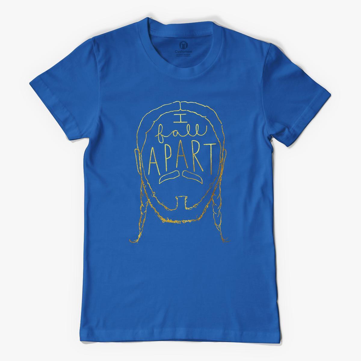 Post Malone I Fall Apart Guitar: Post Malone I Fall Apart Women's T-shirt