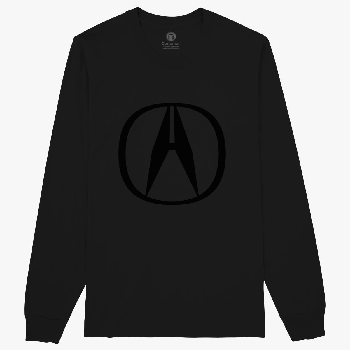 Acura Symbol Long Sleeve T-shirt