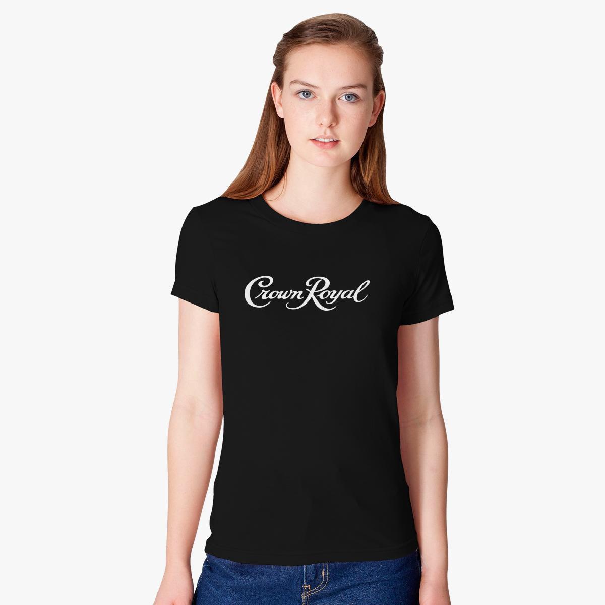 2e35d45cfc Crown Royal Women's T-shirt - Customon