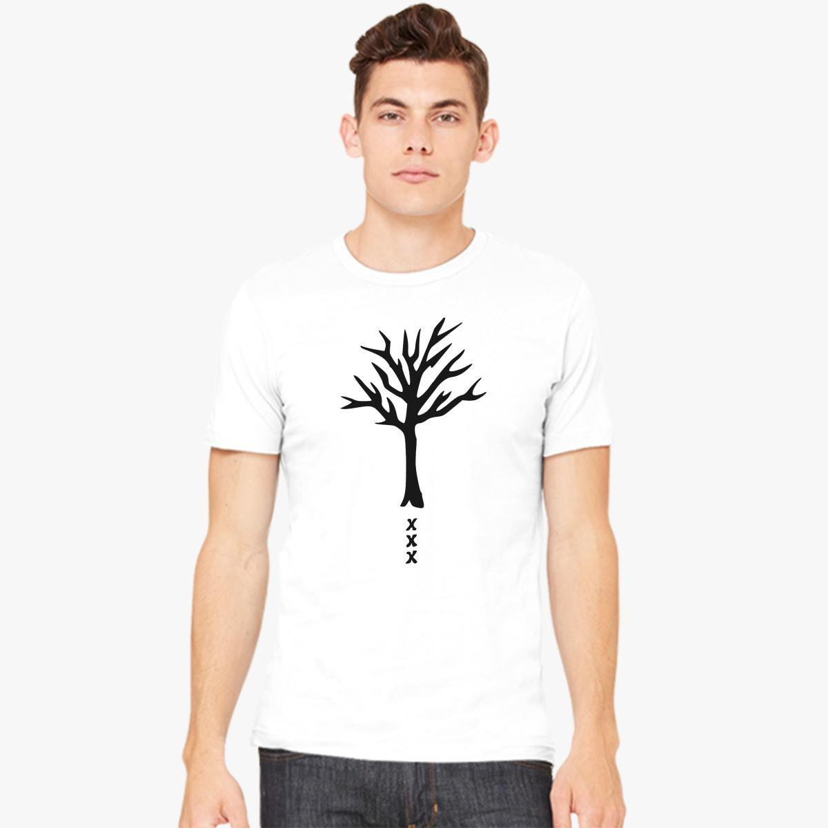 ec6defdd XXXTENTACION Tribute Men's T-shirt - Customon