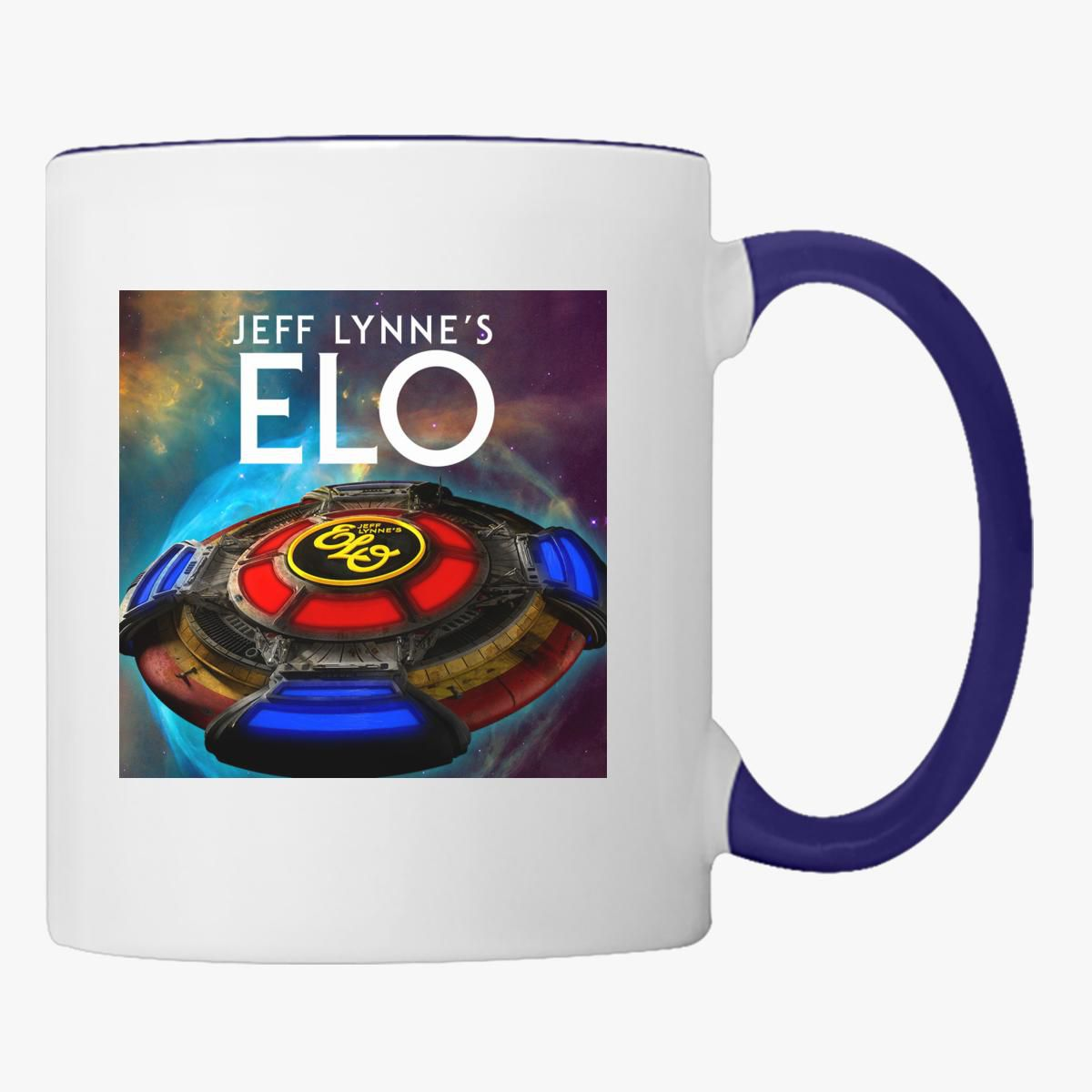 Jeff Lynne's ELO Tour 2018 Coffee Mug - Customon