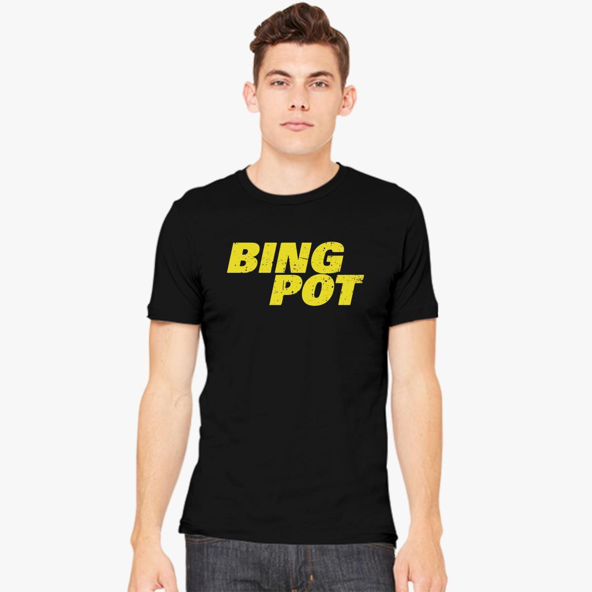 497e5b5a1 Brooklyn Nine Nine Bingpot T Shirt Men's T-shirt - Customon