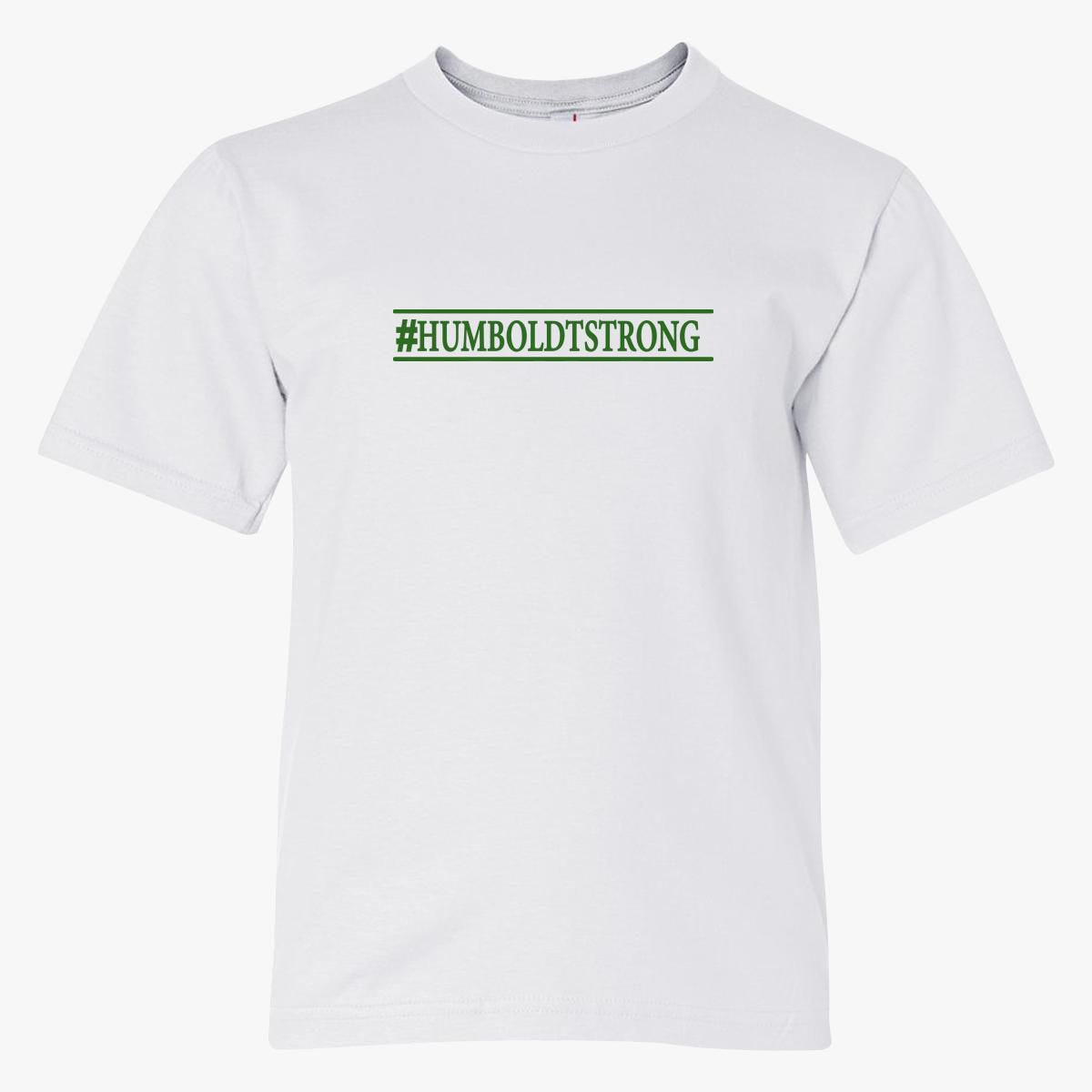 f35cbb5c Humboldt Strong humboldt broncos Youth T-shirt - Customon