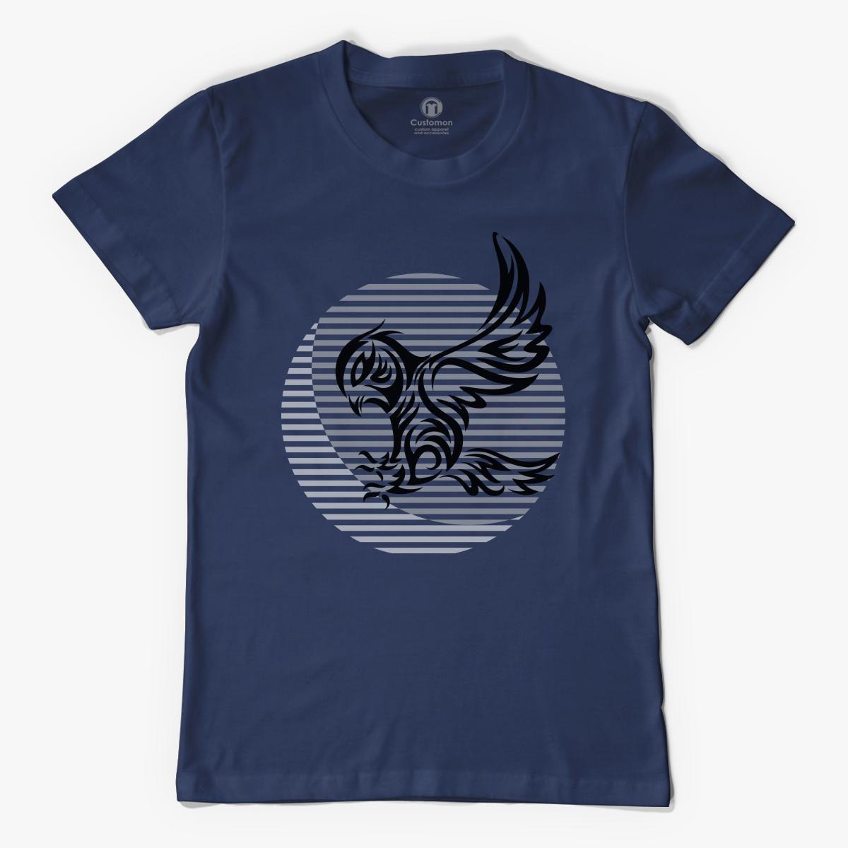 Owl Bird Men's T-shirt - Customon