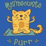 Namaste by Kitty