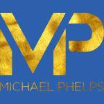 Michael Phelps Gold Logo