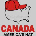 Canada America's Hat