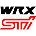 Subaru wrx sti logo
