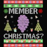 Member Berries Ugly Sweater