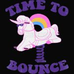 Unicorn Time to Bounce