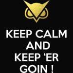 Vanoss Keep Calm