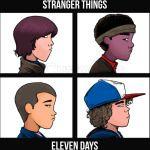 Stranger Things Eleven Days