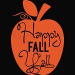 happy fall y'all, apple disney, disney