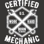 Certified Mechanic T-Shirt