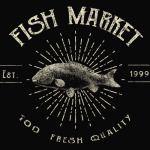 Fish Market T-Shirt
