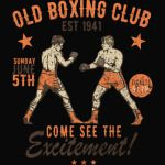 Boxing Club T-Shirt