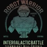 Robot Warrior T-Shirt