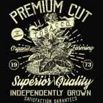 Premium cut tobacco T-Shirt