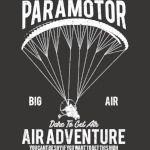 Paramotor Air Adventure T-Shirt