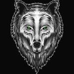 The Guardian Spirit Wolf T-Shirt