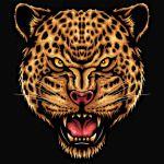 Strength and Focus Jaguar Head T-Shirt