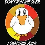 Don't Run Me Over Duck