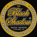 Vincent Black Shadow Vintage